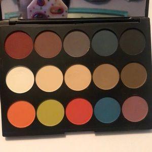 Beautiful Eyeshadow Palette